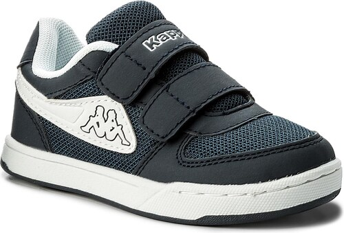 856506a3f357 Sportcipő KAPPA - Trooper Light Sun K 260536 Navy/White 6710 - Glami.hu