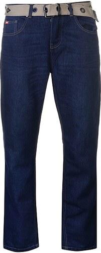 Pánské jeansy Lee Cooper - Glami.cz 0a53fc62ab