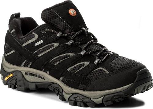 Trekingová obuv MERRELL - Moab 2 Gtx GORE-TEX J06037 Black - Glami.cz a9538e5ec0