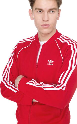 Férfi adidas Originals SST Melegítő felső Piros - Glami.hu 3dc6516957