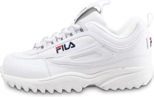 basket fila blanche