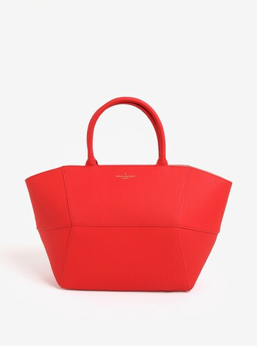 Paul s Boutique Červená velká kabelka Paul´s Boutique Bea - Glami.cz accf8b9f5e2