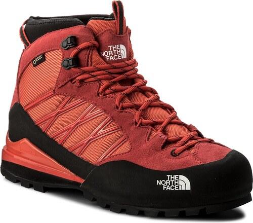 Trekingová obuv THE NORTH FACE - Verto S3K II Gtx GORE-TEX T92RS0WU5 Fiery  Red Tnf Black 032b3412ac