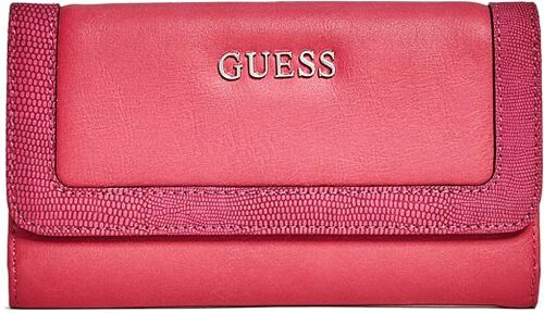 9f8be77bd GUESS peňaženka Tambako ružová. - Glami.sk