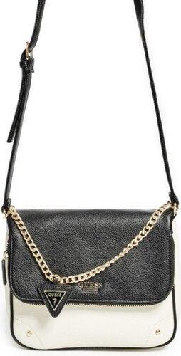 GUESS kabelka Sadie Fold-Over Crossbody neutral combo. - Glami.sk 1fe6040f8ce