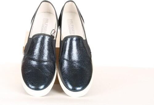 Tommy Hilfiger dámské tmavě modré espadrilky - Glami.sk 889d9585e56