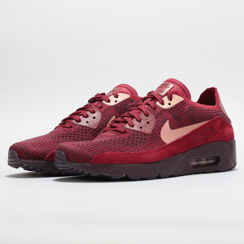 0cba3ae2af5 Nike Air Max 90 Ultra 2.0 Flyknit team red   rust pink - Glami.cz
