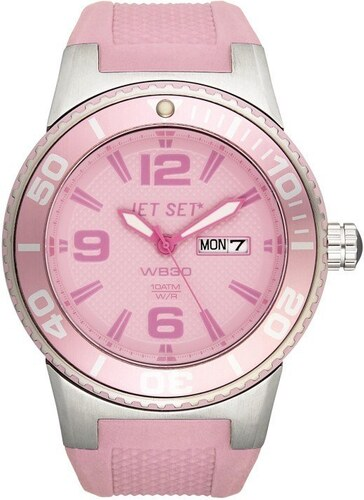 a40c7f371d7 Jet Set Dámské hodinky - Glami.cz
