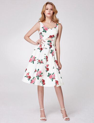 Ever Pretty krásné letní šaty na ramínka 5960 - Glami.cz 0fc2bf6836