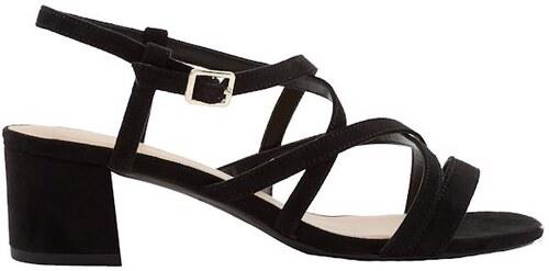 47bd7c095895 NEW LOOK Semišové sandálky na nižšom podpätku - Glami.sk