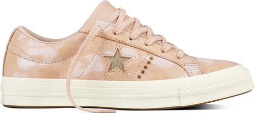 Converse púder bôr One Star Nubuck Gold Camo - Glami.hu 5e550ea1b3