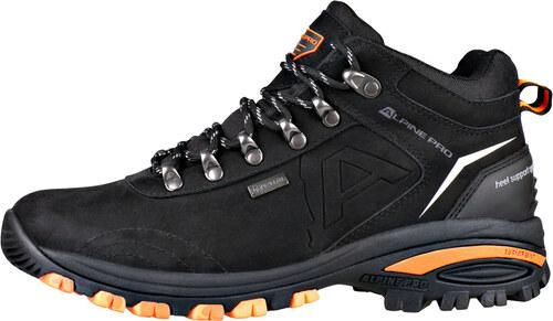 65602739f4a2 ALPINE PRO SPIDER 2 HIGH Uni outdoorová obuv UBTL138990 čierna 36 ...
