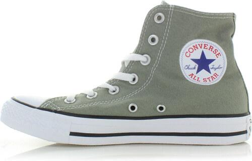 -38% Converse Dámské hnědo-zelené vysoké tenisky Chuck Taylor All Star  Seasonal Colors f0f4880cec