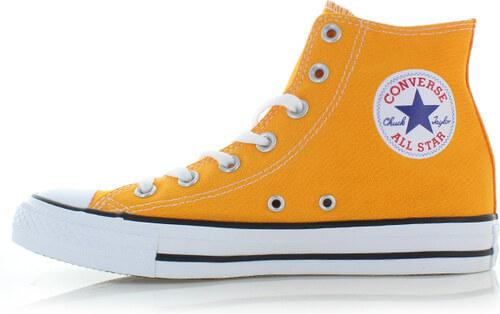 6b813cd6301 Converse Dámské žluté vysoké tenisky Chuck Taylor All Star Seasonal Colors