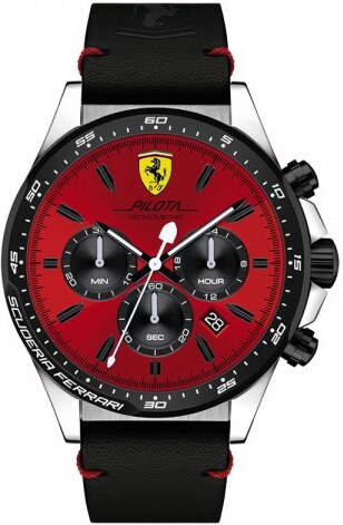 Scuderia Ferrari hodinky 0830387 - Glami.cz fe6fc430b3