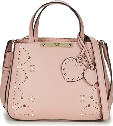 a9126a225 Guess Kabelky BRITTA SMALL SOCIETY SATCHEL Guess - Glami.cz