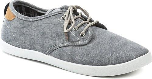 Cortina.be DT B371693 šedé pánské plátěné boty - Glami.cz 0d5f4b60bb