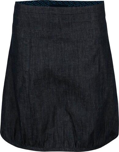 Tmavě modrá džínová balónová sukně Tranquillo Brassia - Glami.cz c90a4af571