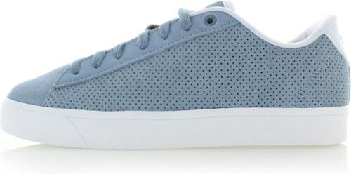 adidas CORE Dámske sivo-modré tenisky Cloudfoam Daily QT CL - Glami.sk 7c3f6119067