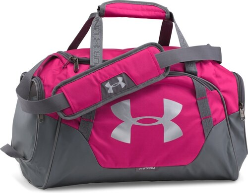 Taška Under Armour UA Undeniable Duffle 3.0 XS TROPIC PINK   GRAPHITE    SILVER 38a8b9a756