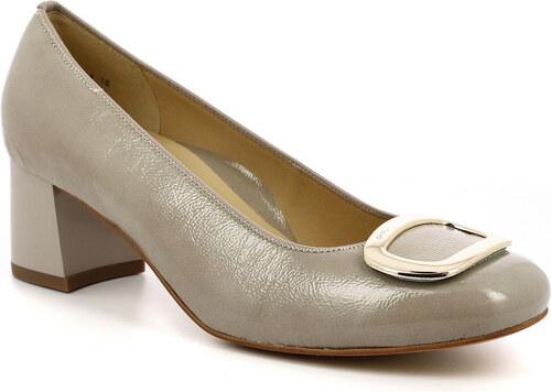 6c88954368653 Dámske kožené topánky na vysokom podpätku Ara - Glami.sk