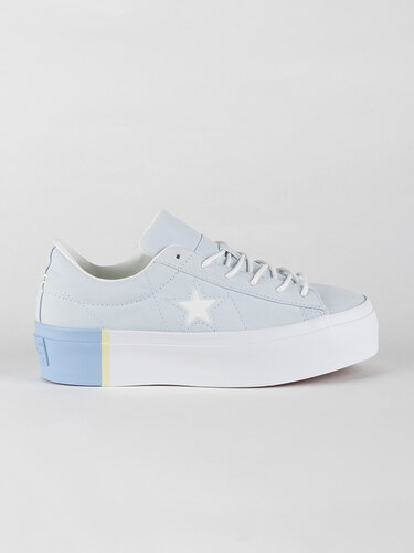 Boty Converse One Star Platform OX - Glami.cz 549eaccc2c