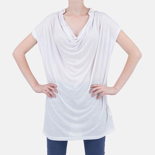 d144600fd0 Armani Jeans Značkové dámské tričko Armani bílé XL - Glami.cz