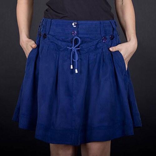 Armani Jeans Moderní sukně Armani modrá M - Glami.cz dfffb01534