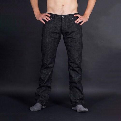 34cafe97caa Armani Jeans Pánské jeansy Armani černé 30 - Glami.cz