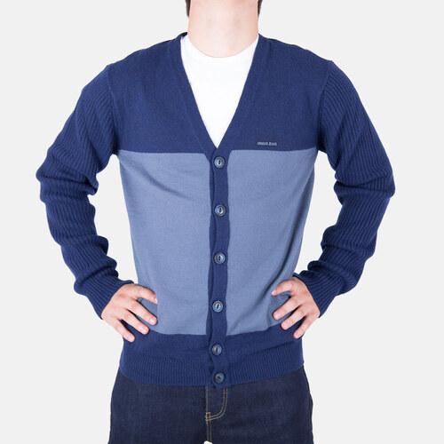 47109c00851 Nádherný pánský modrý svetr Armani Jeans M - Glami.cz