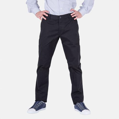 Luxusní pánské kalhoty Armani Jeans modré 48 e14c1642f1