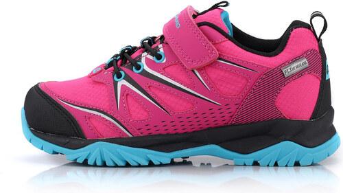 2edeb0bb2652 Dětská outdoorová obuv Alpine Pro TALISH - růžová - Glami.cz