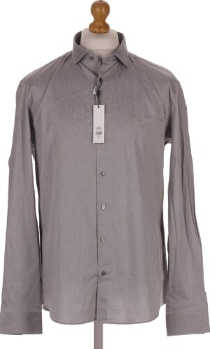 Calvin Klein Luxusní Pánské Košile Slim - Glami.cz b3c5f93552