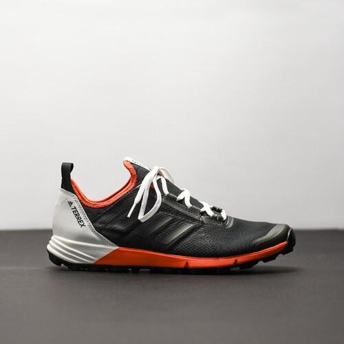 1044bc85fbe2 Pánské Běžecké boty adidas Performance TERREX AGRAVIC SPEED CBLACK CBLACK  ENERGY