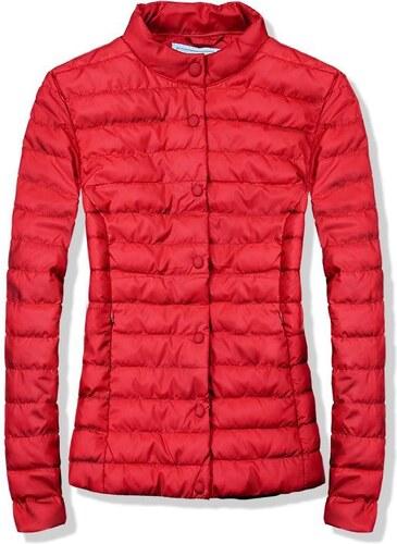 Butikmoda Piros színű tavaszi steppelt dzseki - Glami.hu 5c898b325d