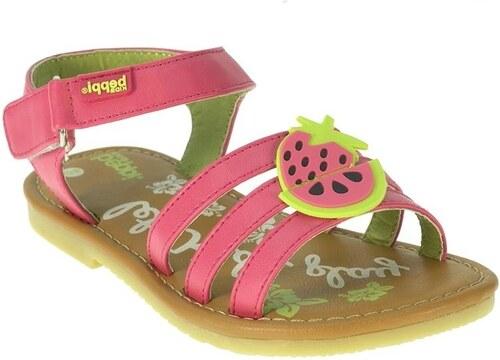 664b3e945 Beppi Dievčenské voňavé sandále s Jahôdkou - ružové - Glami.sk