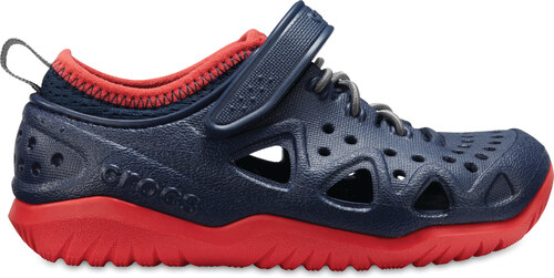 -30% Crocs Swiftwater Play Shoe K Navy C7 - vel.23 744dabb801e