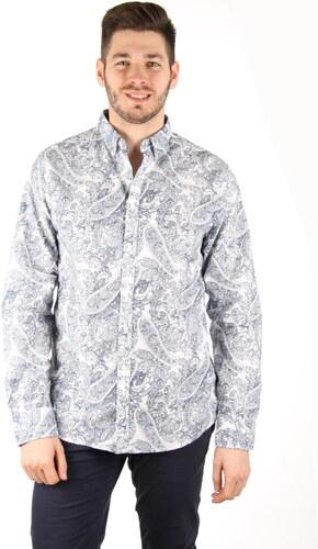 4d3fd2cc81 Tommy Hilfiger pánská košile Line se vzorem - Glami.cz