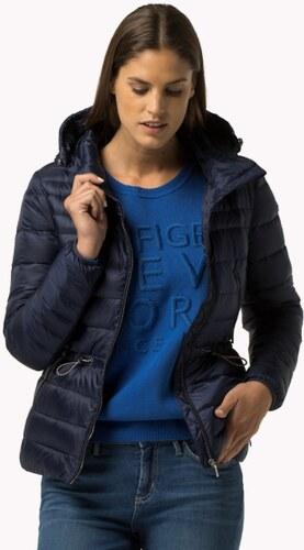 Tommy Hilfiger dámská tmavě modrá bunda Callie - Glami.cz 633731c2988