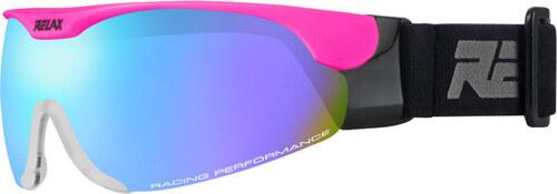 005a2465b RELAX CROSS Okuliare pre bežecké lyžovanie HTG34I černo-růžová ...