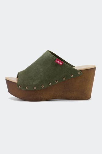 b0e6935c0d30 Levi s Dámske sandále na platforme LEVI´S   227821-709 - Glami.sk