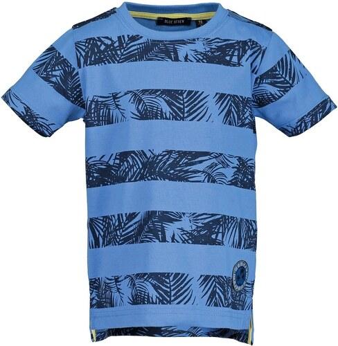 Blue Seven Chlapecké tričko Hawai - modré - Glami.cz 43d6368e25