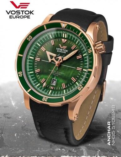 Pánske hodinky Vostok-Europe ANCHAR Submarine automatic line NH35A 5109248 1d517ca3070