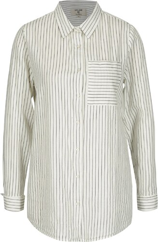 194361efe2fa Garcia Jeans Krémová dámska vzorovaná košeľa Gracia Jeans - Glami.sk