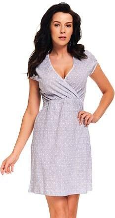 DN Nightwear Těhotenská a kojící noční košile Amoresa srdíčka - Glami.cz 6aed466272