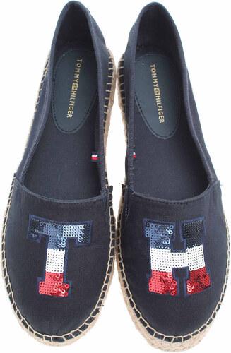 76694496bcc7 Tommy Hilfiger dámská obuv FW0FW02412 403 midnight FW0FW02412 403 ...