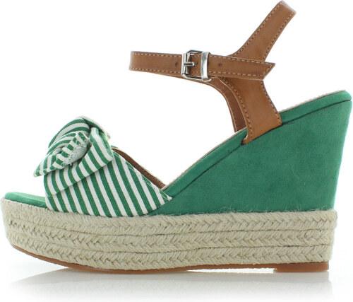 6fbb8a7f76ba Ideal Zelené sandále Nataly - Glami.sk