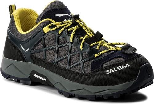a1c13892812 Trekingová obuv SALEWA - Wildfire 64007-3987 Premium Navy Yellow ...