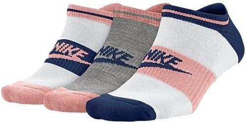 8df6e820c Dámské Ponožky Nike NSW WOMENS -3PPK NO MULTI-COLOR - Glami.cz