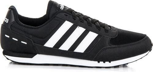 Perfektné čierno-biele pánske tenisky Adidas - Glami.sk aa3e7975e60